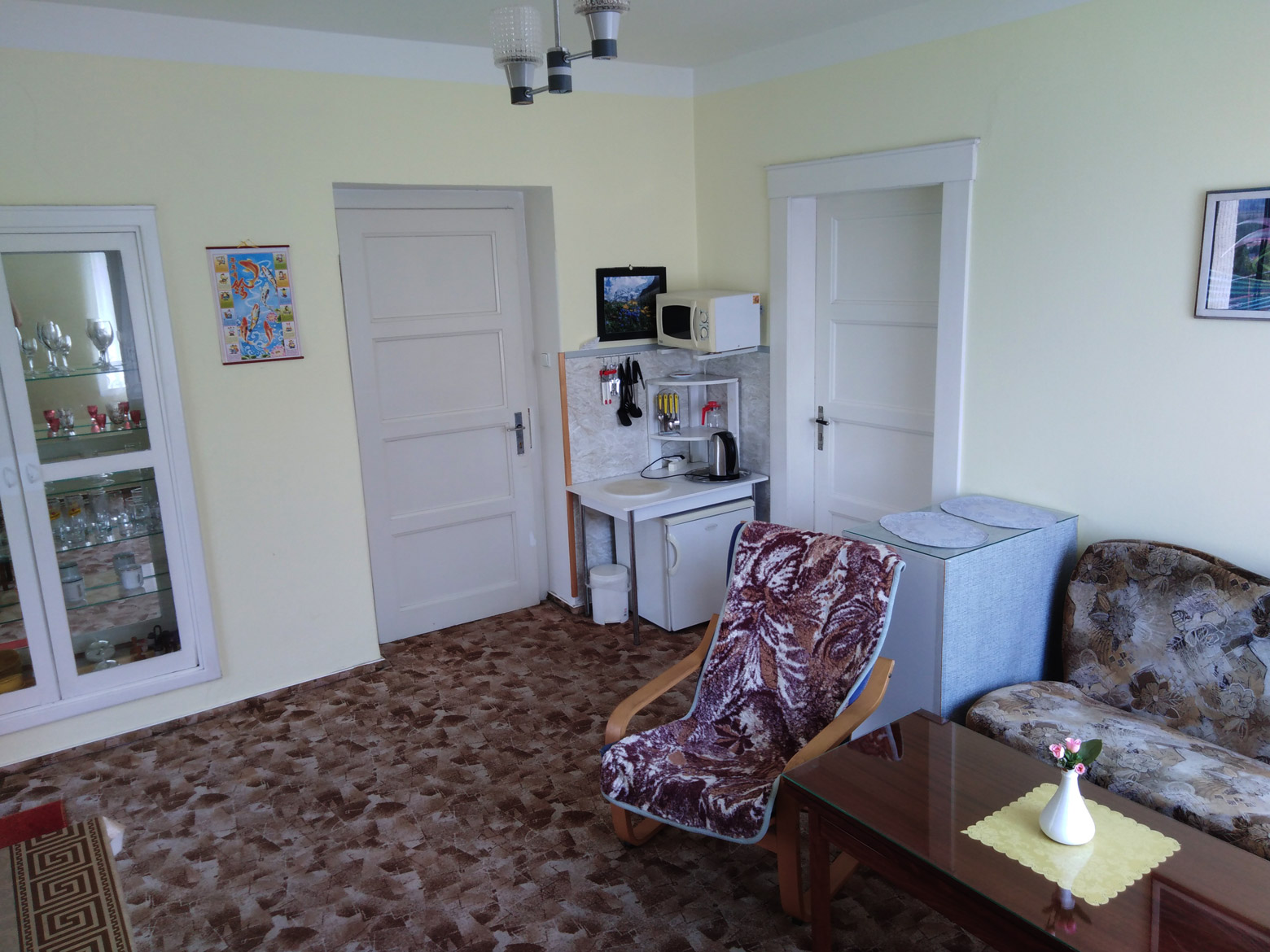 Obývaci pokoj